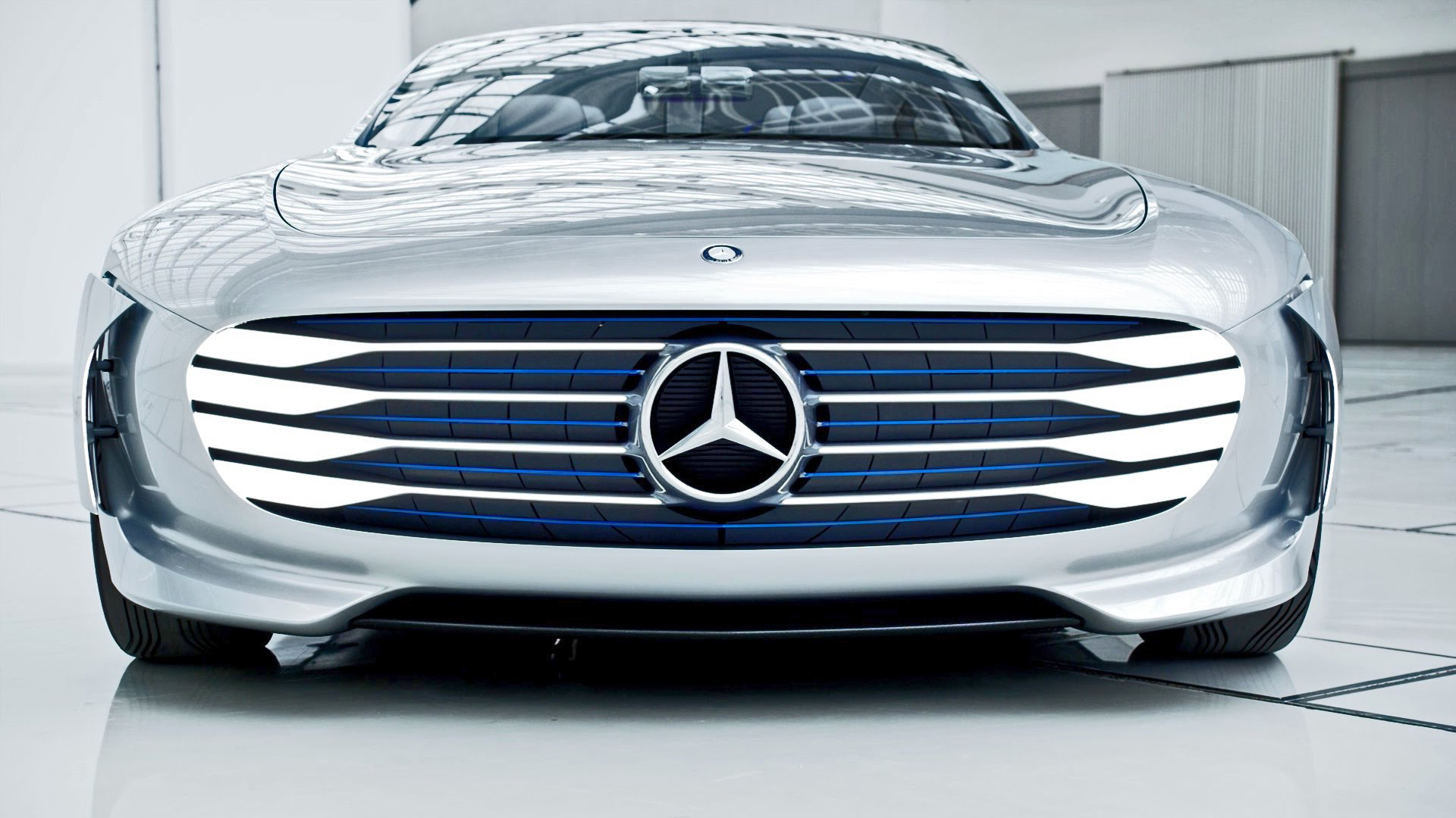 Photo of Mercedes Benz Concept IAA Aerodynamic