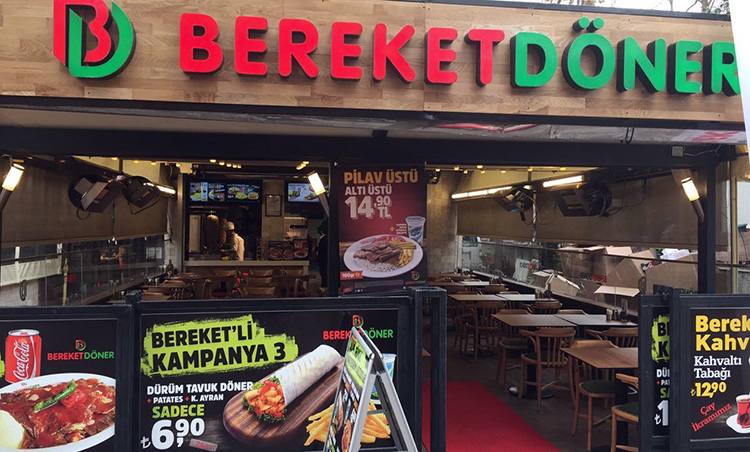 Photo of Bereket Döner Restoran ve Ekspress Şube, Bayilik Bedeli