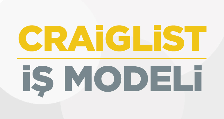 Photo of Girişimcilik: Craigslist İş Modeli Nedir, Nasıl Çalışır?